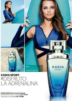 Perfume Kadia Sport de Esika