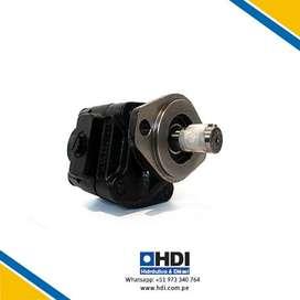 Parker   Motor Hidráulico de Engranajes Externos