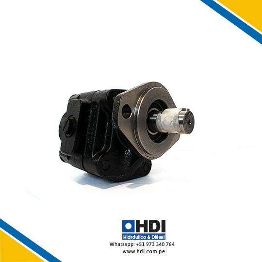 Parker | Motor Hidráulico de Engranajes Externos