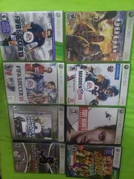 Películas originales Xbox 360