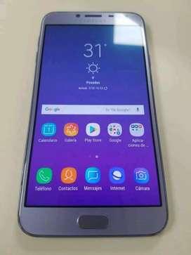 Vendo Samsung j4 impecable