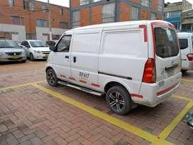 Camioneta pública al día de papeles matrícula de bogota100/80 bloqueo en perfectas condiciones listo para traspaso