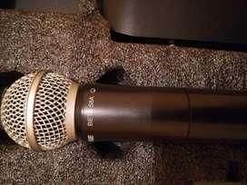 Microfono inhalambrico Shure Glxd beta 58A