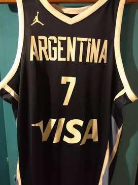 Seleccion argentina básquet