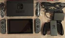 Nintendo SWITCH COLOR GRIS