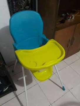 Vendo silla para bb excelente estado