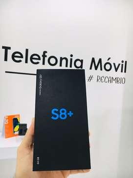 Samsung s8 + NUEVO 64GB