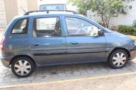 Vendo Hyundai Matrix 1.6 uso familiar - negociable