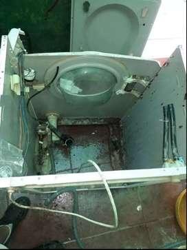 Refrigeración y lavarropas automáticos.microondas