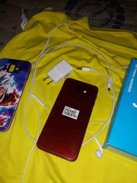J6 Plus 32GB, Vendo (110$) o cambio