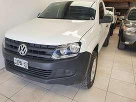 Volkswagen Amarok 2.0 Tdi 4x2 140cv c/simple starline