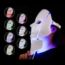 Fototerapia foto terapia mascara led