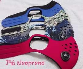 Tapabocas j96 orejeros