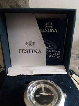 Vendo reloj FESTINA original.