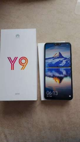 Huawei Y9 2019 solo redes