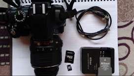Cámara Nikon D3000 Perfecto estado