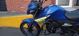 Honda CB 110 único dueño anda como nueva