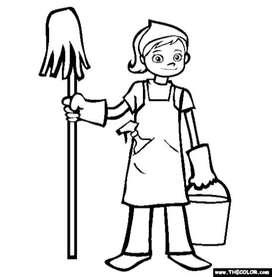 Ofrezco servicio de limpieza