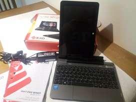 Notebook tablet EXO 2 en 1 32 gb