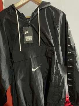 Cortavientos Nike M NSW Swoosh JKT/ Talla L Original