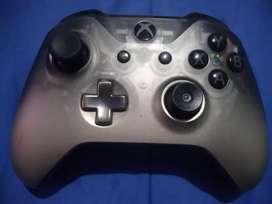 Control Tercera Generación Xbox One Edición Phantom Black