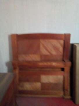 Peinador estilo antiguo alcoba en cedro