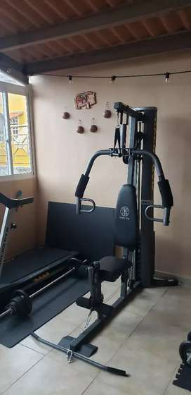 Gimnasio completo Gold Gym XRS 50