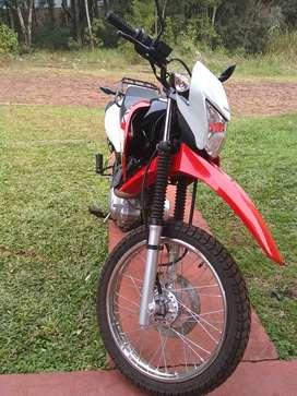 Honda Xr 150 modelo 2021