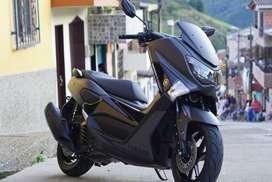 Yamaha Nmax 2021 Negra