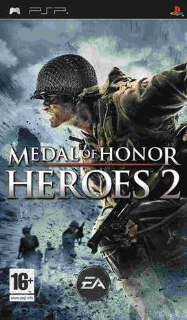 PSP  Medal of Honor Heroes 2