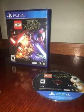 PS4 LEGO Star Wars Nuevo PlayStation 4