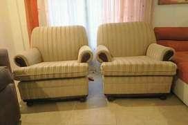 2 Sillones usados muy cómodos.