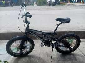 Bicicleta acrobática BMX