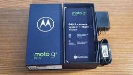Motorola Moto G9 Plus con garantía.