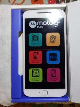 Se Vende Moto G4 Plus Nuevo Duos
