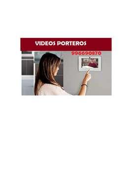 Tecnico en Videos Porteros