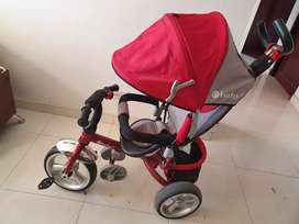 Triciclo para bebés