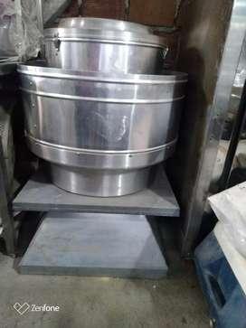 Extractor Hongo con campana y ducteria negociable