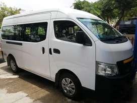 Vendo Nissan Urvan 2016