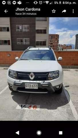 Como nueva Renault Duster pública