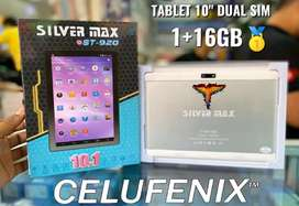 Tablet silver máx