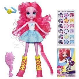 My Little Pony Equestria Girls Pinkie Pie Muñeca Hasbro 1ra. EDICION