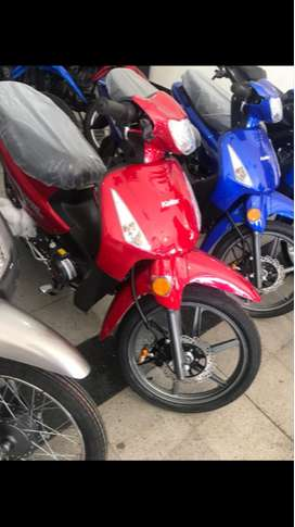 Vendo Moto, marca KELLER CRONOS 110 FULL 0KM,