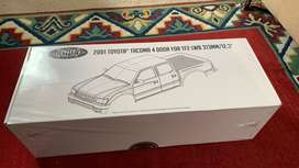 Body1/10 para Crawler RC4WD, Toyota Tacoma 2001 para Traxxas, Redcat o Axial