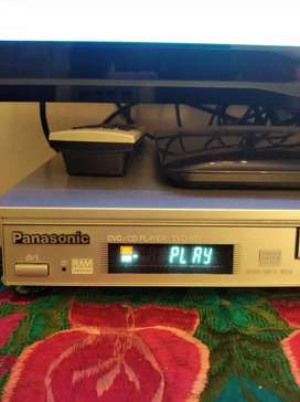 Reproductor de DVD PANASONIC