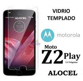 Film Vidrio Templado Glass Motorola Moto Z2 Play Z3 Play Glass Obelsco