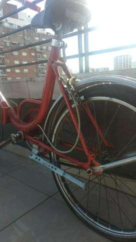 bici plegable rodado 20 antigua no tiene uso solo el pasar de los años