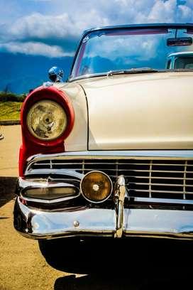 Alquilo Auto Antigo Clasico Convertible