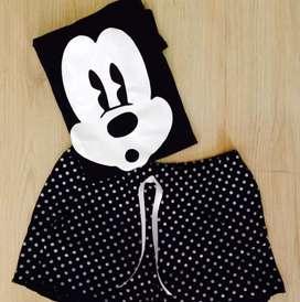 Nuevos diseños pijama de dama
