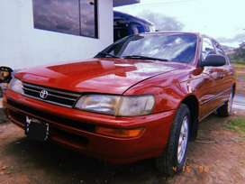 Se vende Toyota Corolla flamante